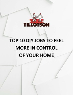 Top 10 DIY Jobs to Feel More in Control of Your Home